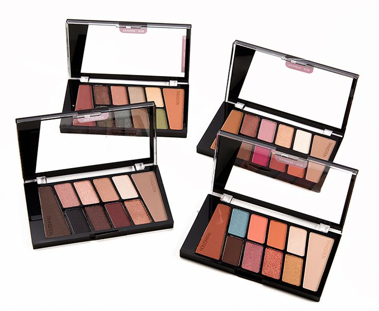 For spring 2018, Wet 'n' Wild Eyeshadow Palettes ($4.99 for 0.35 oz.) have been reformulated to feature 10 eyeshadows per palette and are available in four