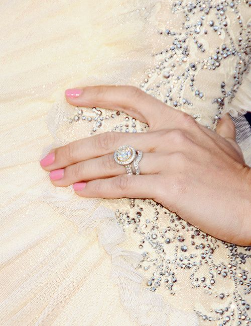 That ring is gorgeous