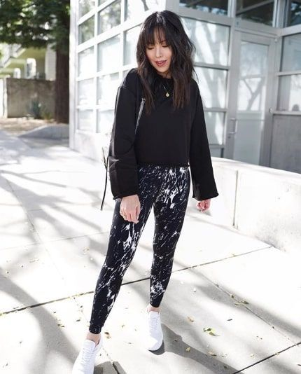 Found: All the Winter Outfits With Leggings