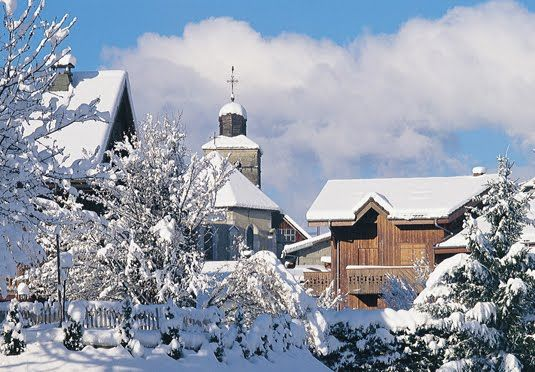 A traditional French ski resort in the Alps with an exclusive, TripAdvisor-recommended chalet, exclusive gourmet dining, a private chauffeur and all travel