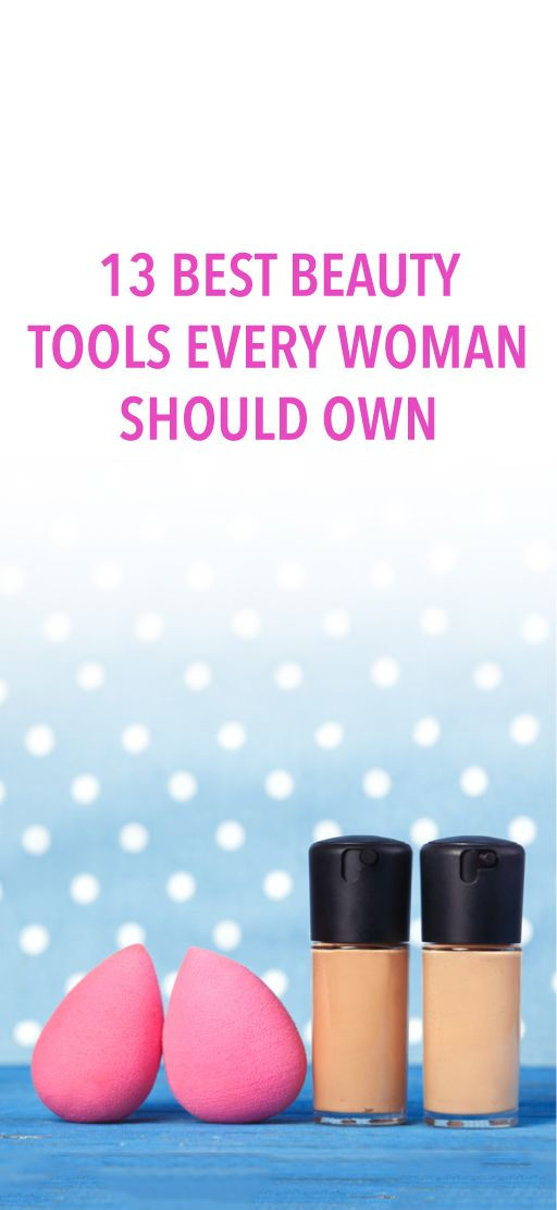 13 essential beauty tools everyone should own #beauty