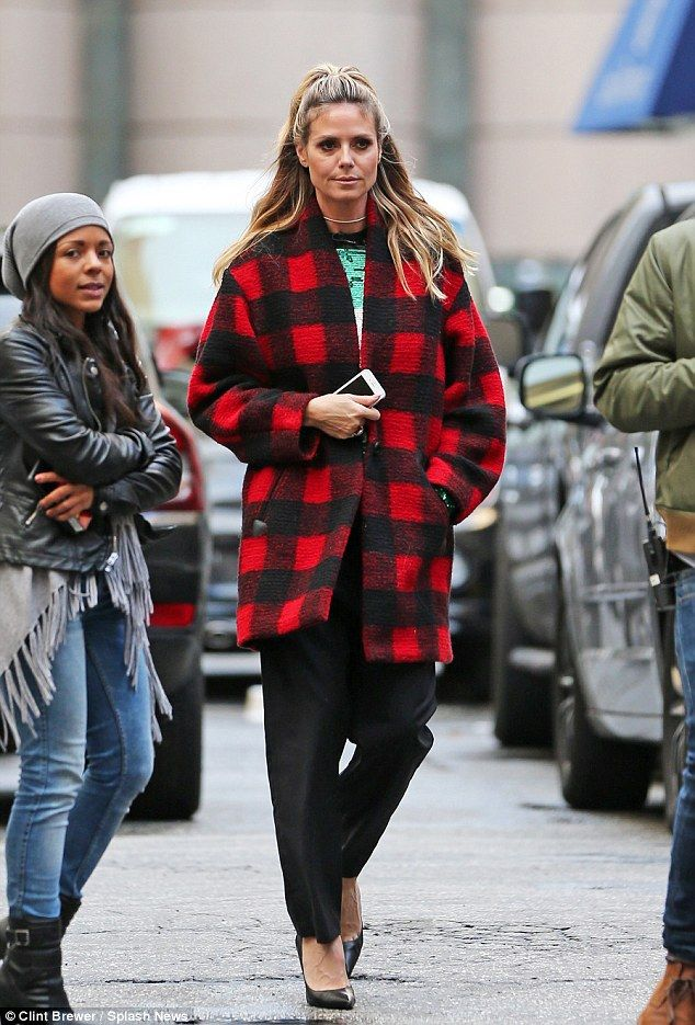Get some supermodel style in a coat by Isabel Marant Étoile #DailyMail