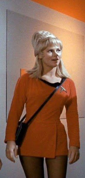 Grace Lee Whitney Star Trek (TOS) Yeoman Rand! (AOL.image) 5.1.15 RIP New