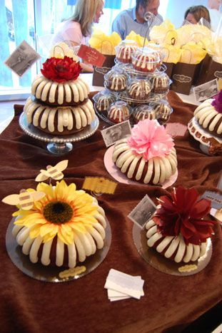 I wish the Southlake location of Nothing Bundt Cakes would go under so these would no longer appear in the office. As soon as someone brings one, my healthy eating habits go out the window.