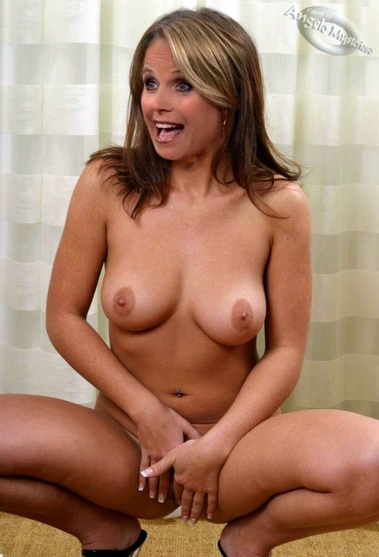 Katie couric naked real pic