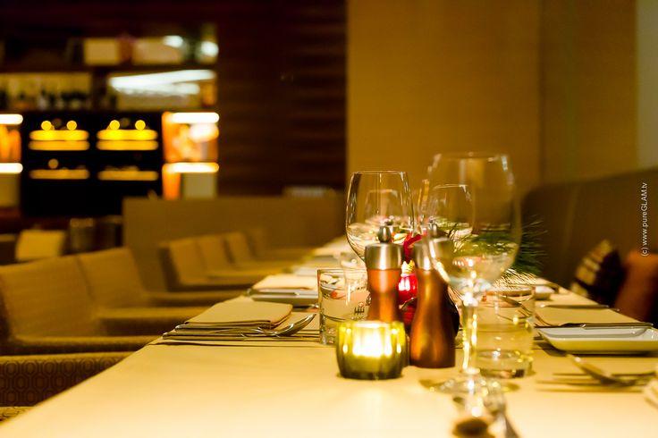 """Aalernhüs Hotel Sankt Peter Ording - das """"Elternhaus"""" - Helikopter Flug - Strand und Meer - Restaurant und Wellness - der erste Eindruck #dinner #restaurant"""