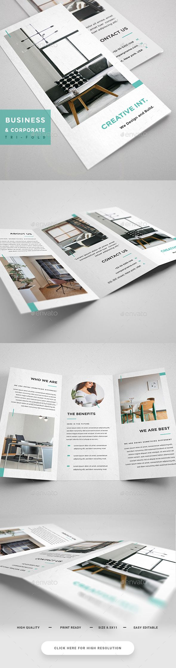 Best 10 Brochure Template Ideas On Pinterest