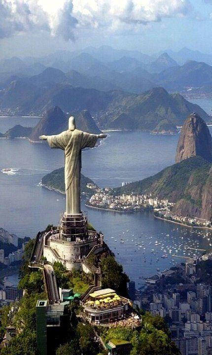 Cristo Redentor - Rio de Janeiro ,Brasil.