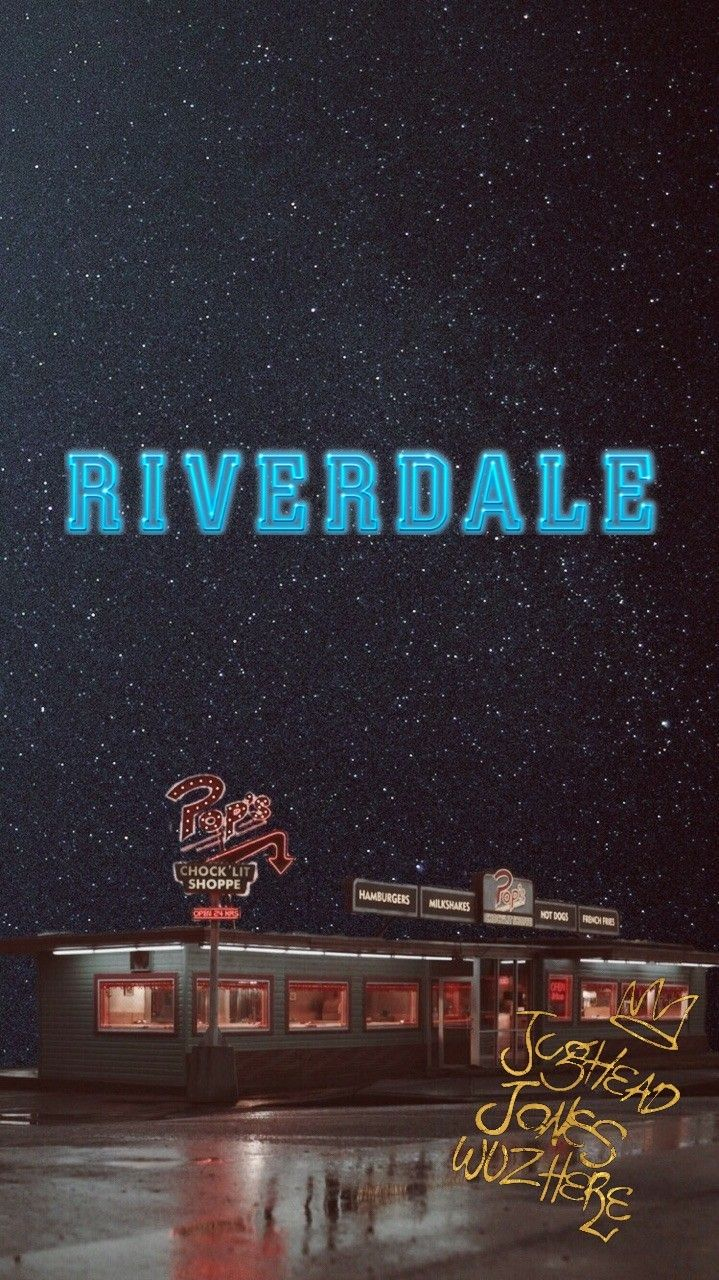 Riverdale lockscreen