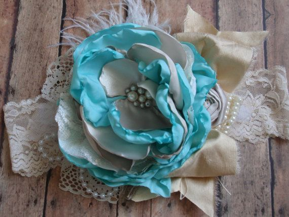 Oversized Headband Baby Girls Headband Kids by AldonasBoutique,