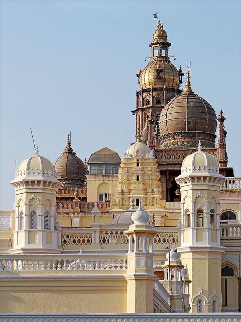 Maharaja's Palace . Mysore, India
