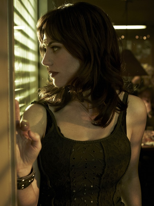 Maggie Siff as Tara Knowles