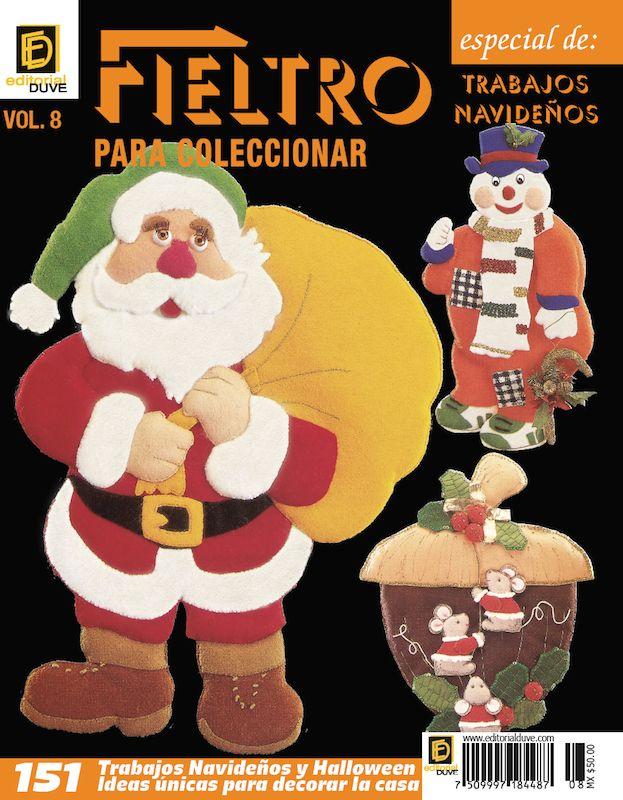 Trabajos navideños  Vol.8
