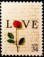 love postage stamps...I used these on my wedding invitations. :)