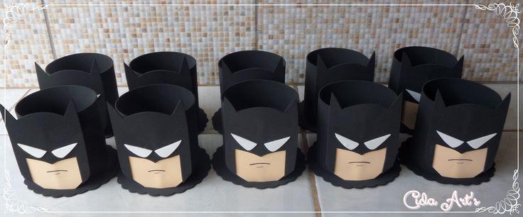 Centro de mesa Batman                                                                                                                                                                                 Más