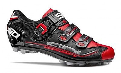 Men 158986: Sidi Scarpe Eagle 7 Mtb Shoe Black Red (Eur 47 Us 12) -> BUY IT NOW ONLY: $179 on eBay!