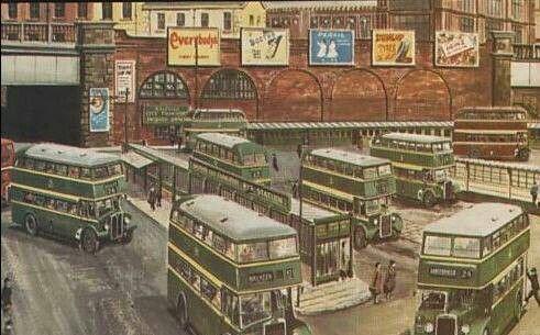 Salford buses