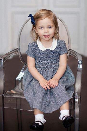 FOTO - Prinses Leonore van Zweden wordt zaterdag flink in het zonnetje gezet. Het meisje mag twee kaarsjes uitblazen.