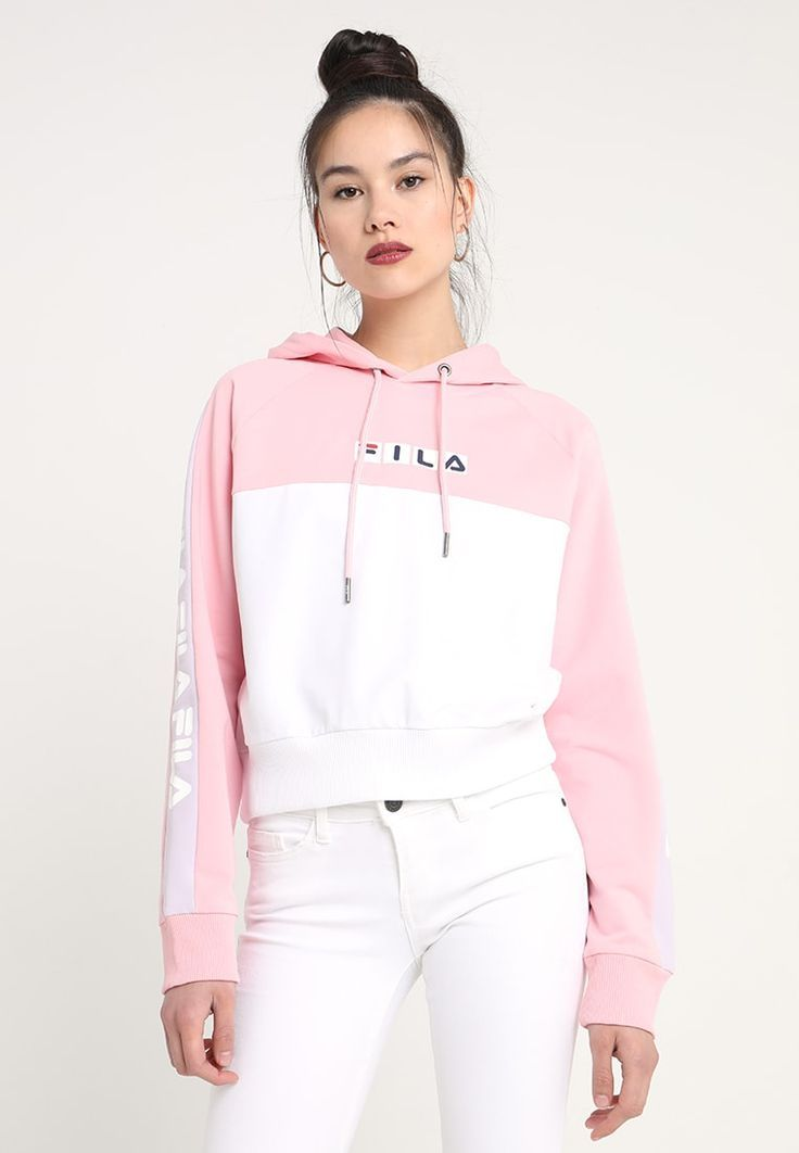 d031a5b44043 Fila CHELSEA HOODED Sweat à capuche rosa -  à  capuche  CHELSEA  Fila   HOODED  rosa  Sweat