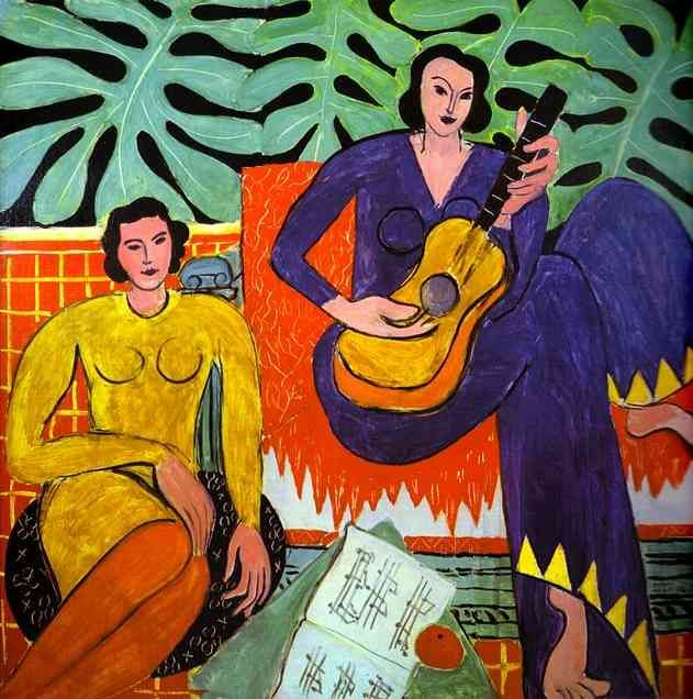 One of my favourite Henri Matisse paintings.