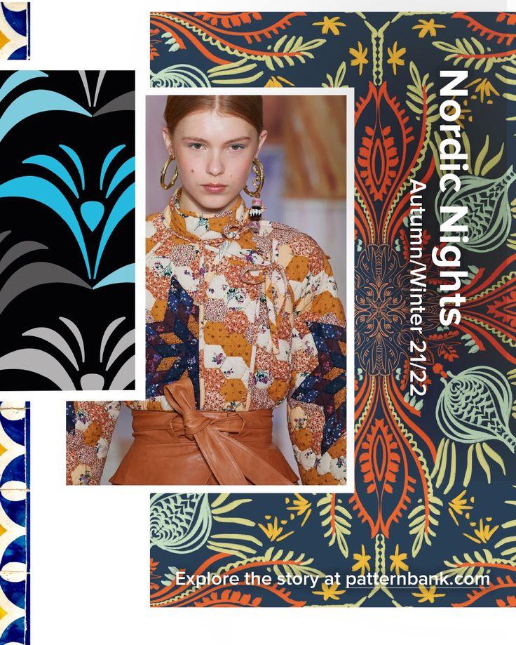 Autumn/Winter 2021/22 Print & Pattern Trend - Nordic ...