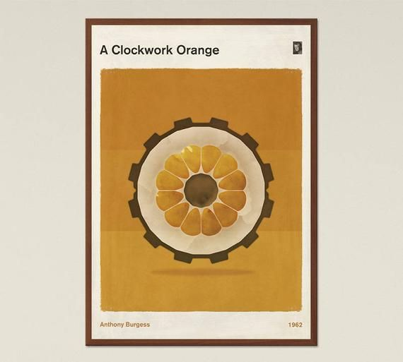A Clockwork Orange Anthony Burgess