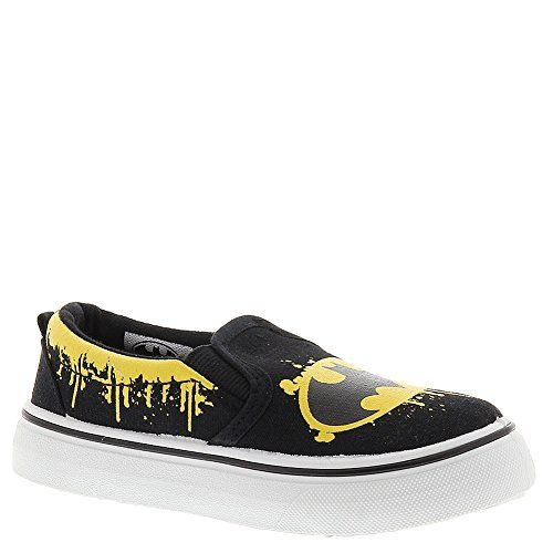 Bemagical Rakuten Store | Rakuten Global Market: Disney (Disney) USA products Batman slip-on shoes shoes sneakers for kids kids boys girls [parallel import goods] Disney Batman Canvas Slip-On (Toddler/Little Kid) toy store presents gifts birthday popular kids children adult man