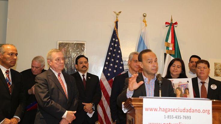 José Luis Gutiérrez recordó este año habrá elecciones presidenciales en Estados Unidos, por lo que la comunidad michoacana debe ejercer su derecho a votar