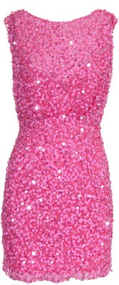 Ok well I've just got to pin this. You won't find many fashions on my boards but these pink sequins are just to awesome!