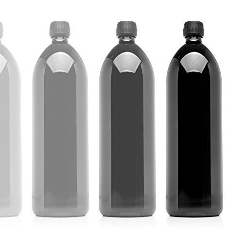 Infinity Jars 1 Liter (34 fl oz) Round Ultraviolet Large Glass Water Bottle 10-Pack ** Be sure to check out this awesome product.