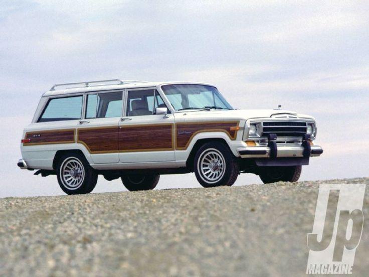 JP Magazine | Jeep Wagoneer