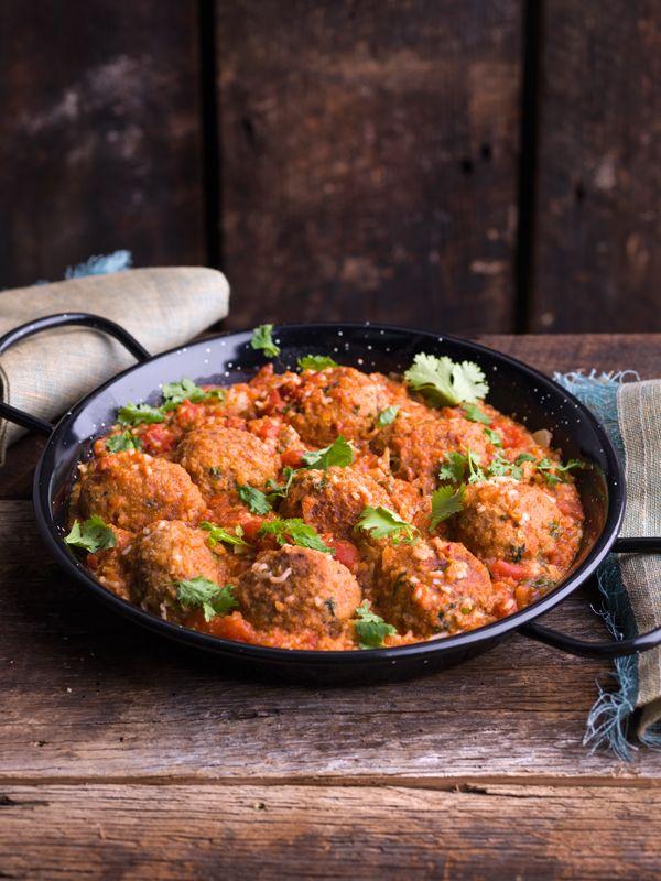 Curry van kofta