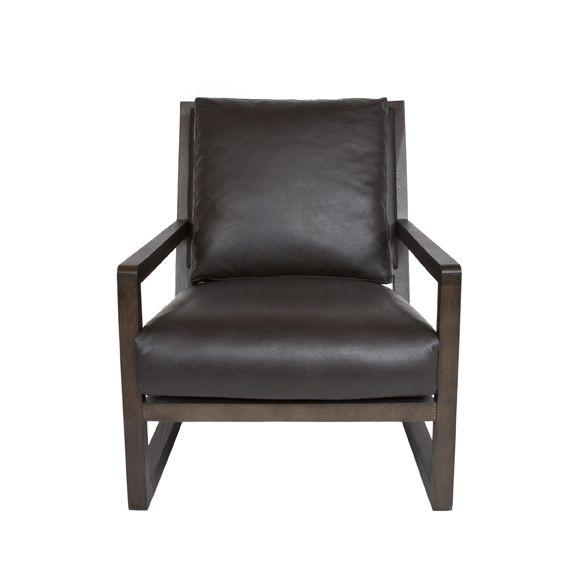 Capri Chair - Brown