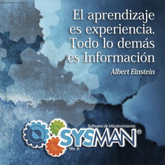 SysMan Software de Mantenimiento@SysManInsolca www.facebook.com/SysManSoftwareInsolca www.insolca.com/sysman  www.sysmaninsolca.blogspot.com #SysManSoftwareInsolca