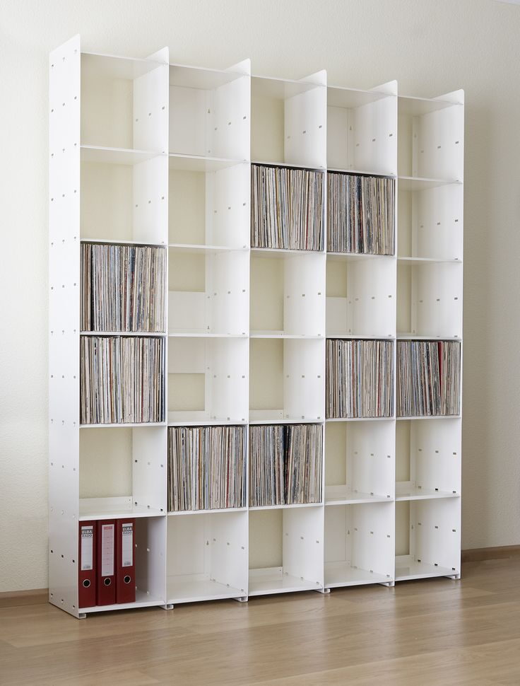 CD/DVD - LP(vinyl) Rekken - 40 Flessen wijnrek- Houtrek/Flessenrek/LP rek | CD-REK