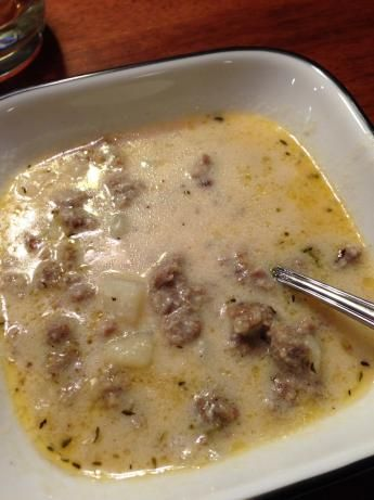 Jimmy Dean's Hearty Sausage Potato Soup