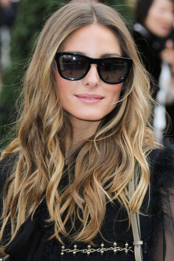 Olivia Palermo With Neatly Curled Tips #shoppingpicks