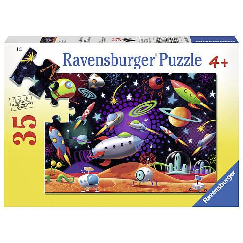 Since 1891 Ravensburger been making the finest puzzles and it's Ravensburger attention to detail, which makes Ravensburger the world's greatest puzzle brand. Experience a puzzle quality your child can grow with - piece by piece. Ravensburger puzzle pieces are extra durable to withstand the demands of little hands. Ravensburger puzzles help your child to develop hand-eye coordination, fine motor skills, problem solving, shape recognition, memory, task completion and independent play. A...