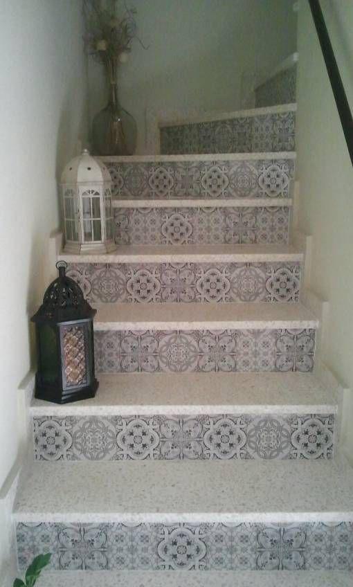 Una Escalera Diferente En La Comunidad De Decoracion