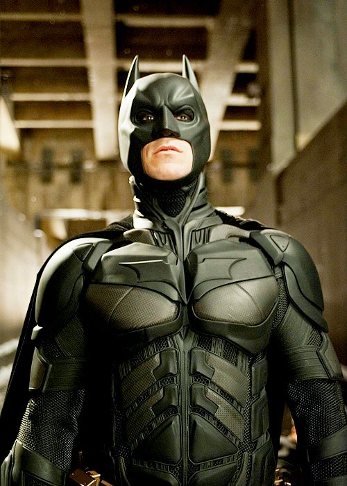 TDKR: Batman (Christia... Christian Bale Batman