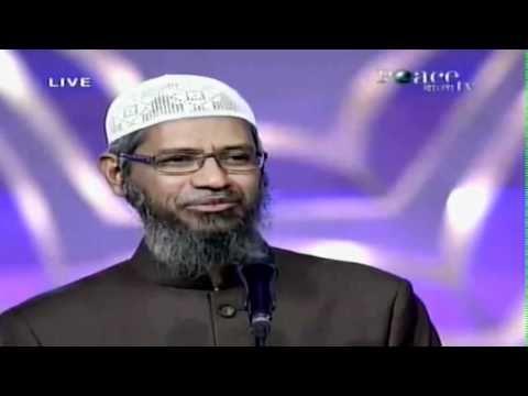 Dr Zakir Naik Urdu Question Answer Session
