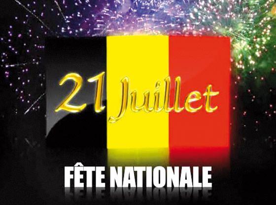 21 Juillet, Fête Nationale #fetenationalebelge belgique drapeau