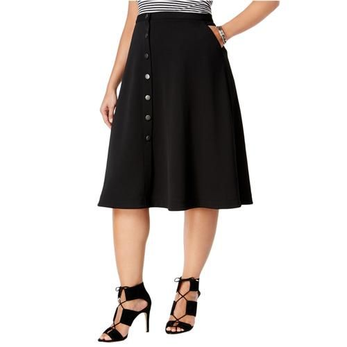 0bb3145479 NY Collection Womens Pique-Textured A-line Skirt - Kmart | My needs ...