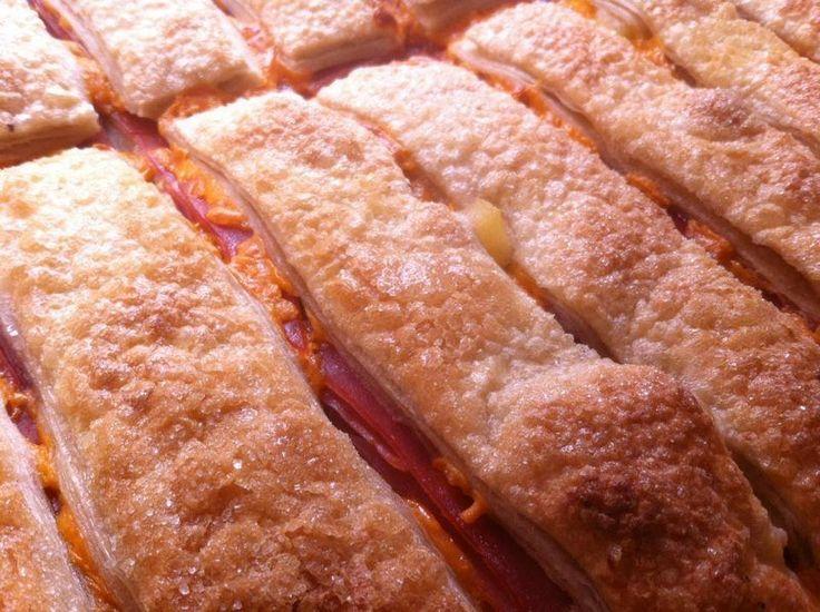 De pasta de guayaba a queso de hebra: Las Hojaldras del Rey