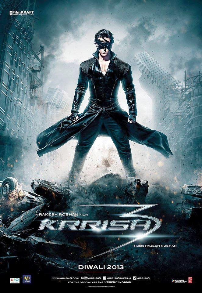 Krrish 3 Official Trailer (Theatrical) | Krissh 3 Movie First Trailer