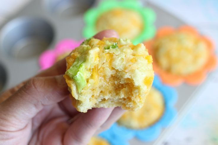 These savory muffins are such a hit!