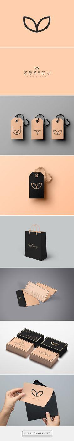 Sessou Lingerie Branding by Andrea Cutura | Fivestar Branding – Design and Branding Agency & Inspiration Gallery