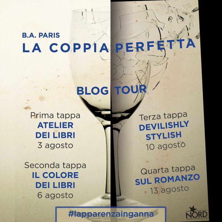 CoppiaPerfetta-BlogTour #Lapparenzainganna