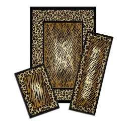 From leopard print rugs to zebra print rugs, you'll find the perfect animal print rug for sale here. There are also some faux animal hide rugs...