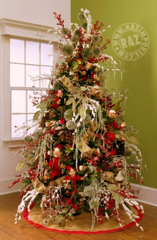 Merry mistletoe visit rboles de - Blog decoracion navidad ...